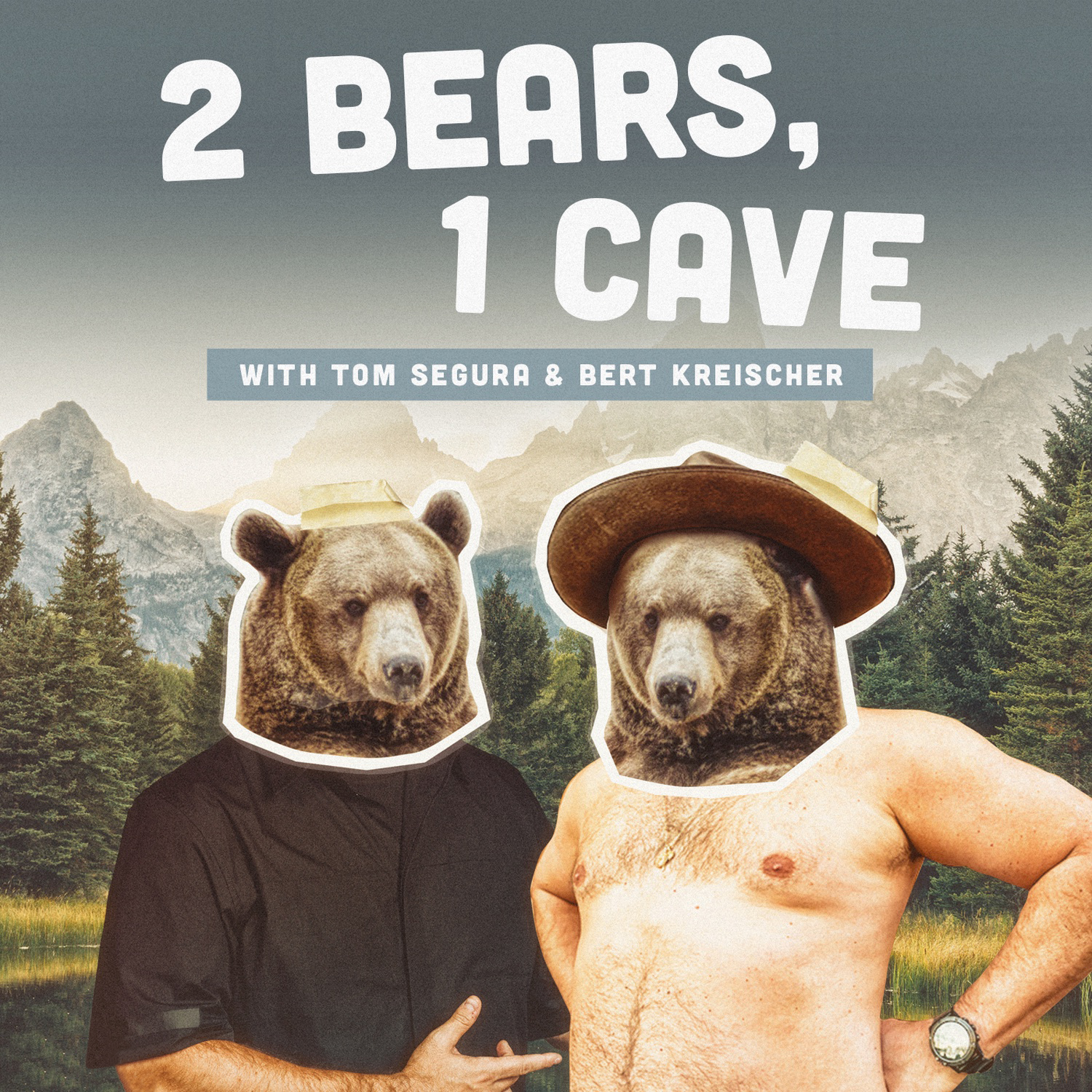Page Header Mobile - 2 Bears 1 Cave