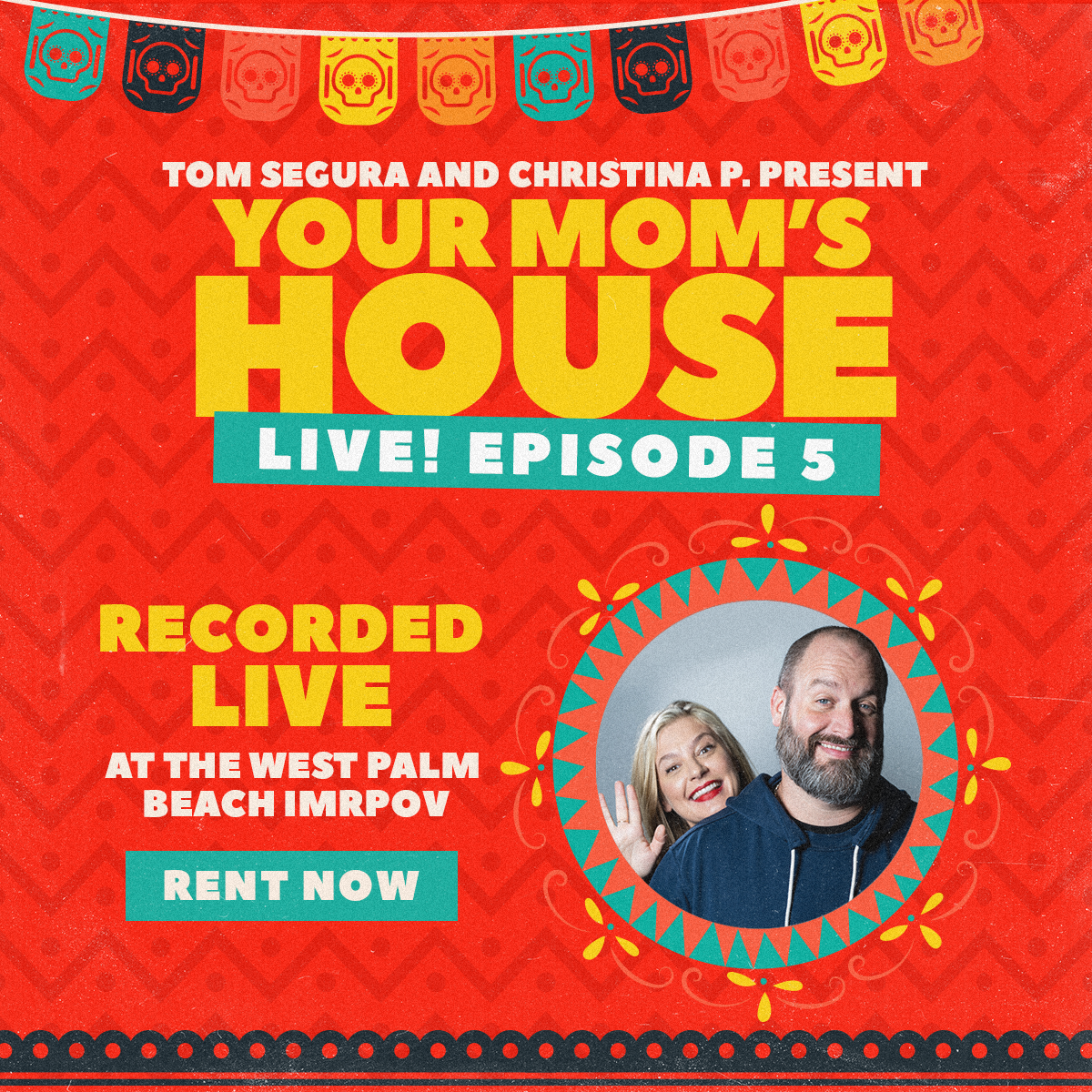 Your Mom's House LIVE - Episode 4